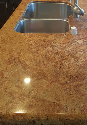Kitchen Countertops & Sinks Cleaning Santa Ana