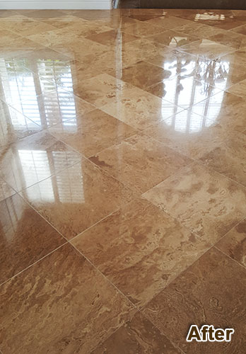 Marble Restoration Services in Newport Beach