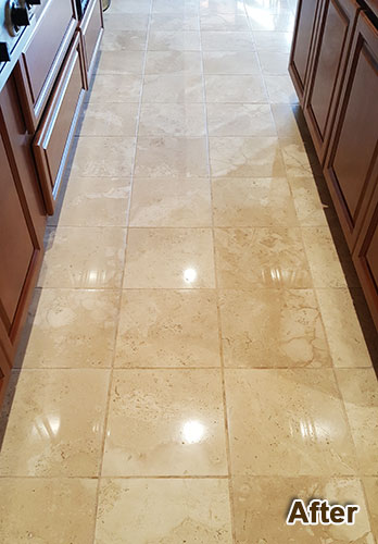 Travertine Maintenance & Restoration Services