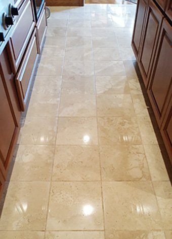 Marble Floor Sealing & Repair