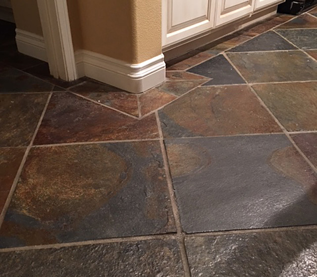 Slate Floor Amp Tile Cleaning Sealing Amp Scratch Repair